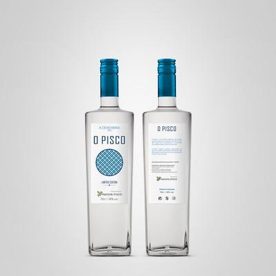 O Pisco label