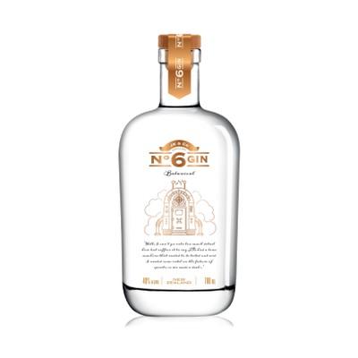 Label for Botanical Gin