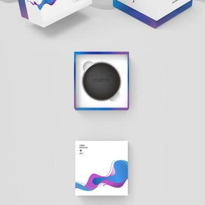 Hearing Aid Box Design