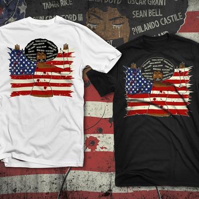 Blacktivist Tshirt