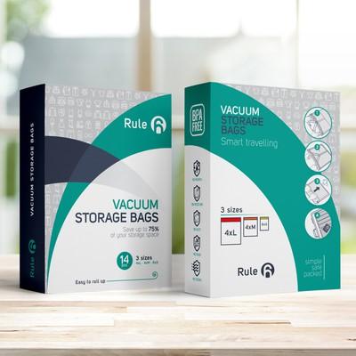 Vacuum Bags Package