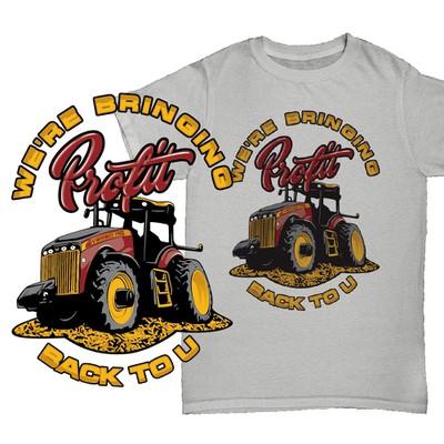 T-shirt for versa-ag.com.