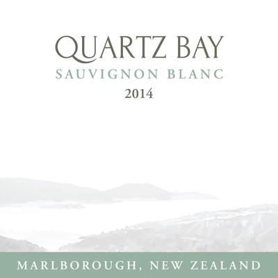 Product label for 'Quartz Bay'