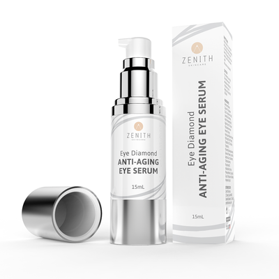 Product label and packaging for 'Zenith'