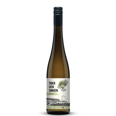 Wine label for Amthof12