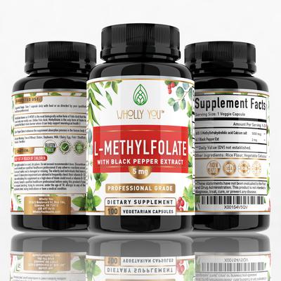 L-Mathylfolate supplement