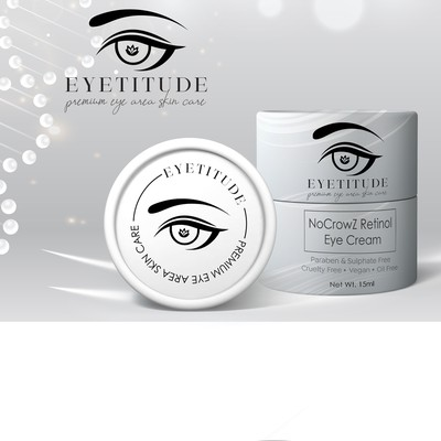 NoCrowZ Retinol Eye Cream