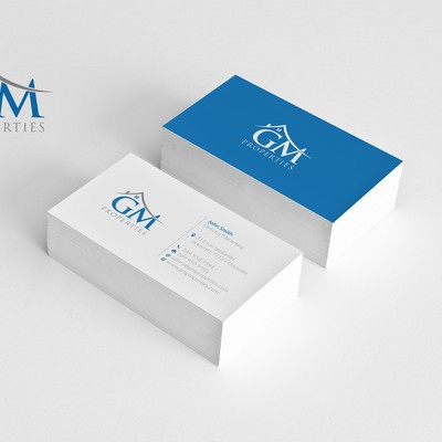 Logo and business card
