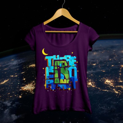 T-shirt There is no planet B