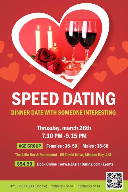 It speed dating
