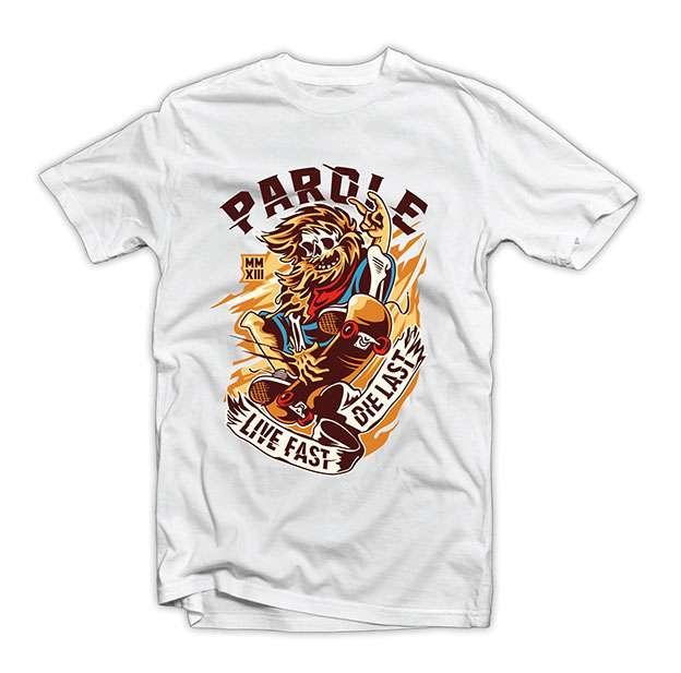 Parole t-shirt