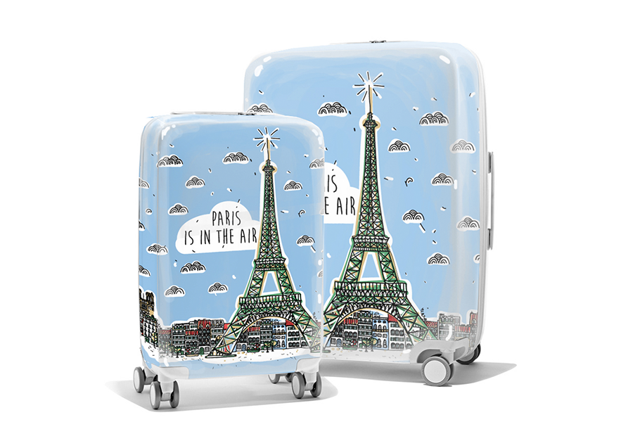 luggage design