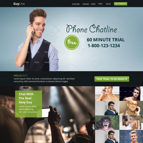 Dating helpline
