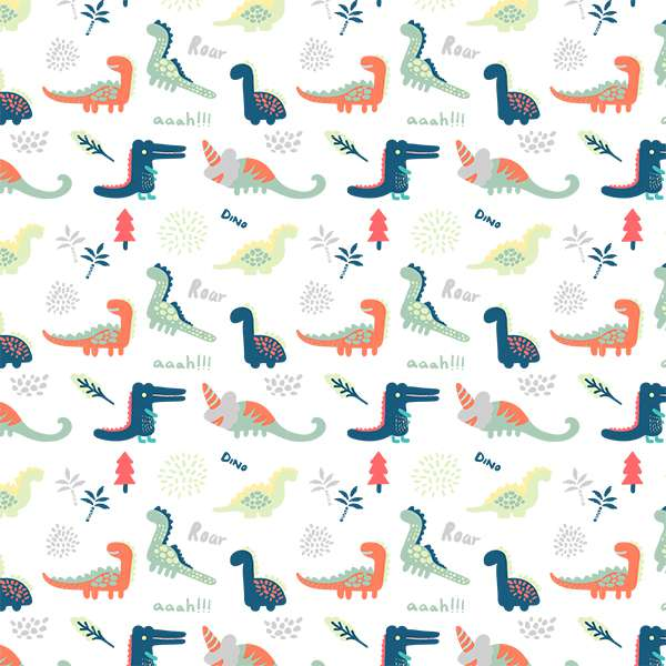 children's fabric pattern