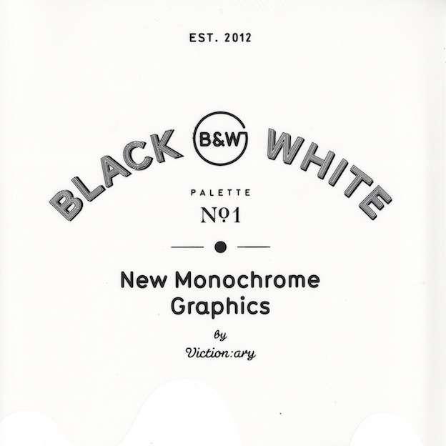 Palette 01: Black & White