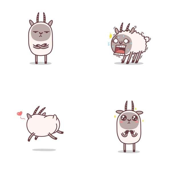 goat mascot
