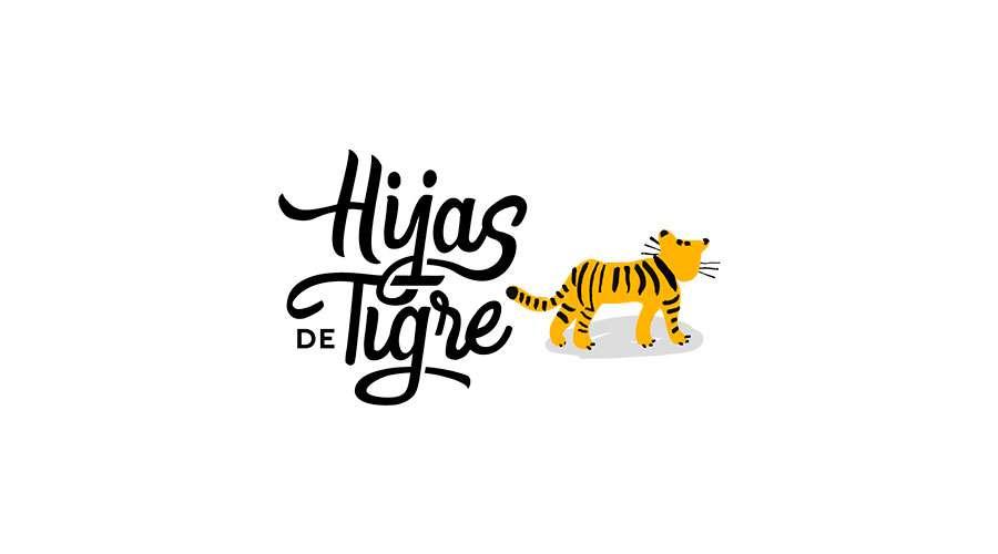 hijas de tigre logo