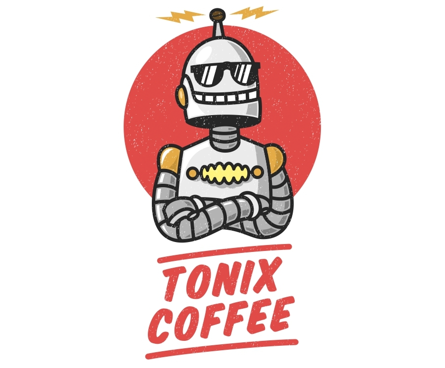 tonix coffee logo