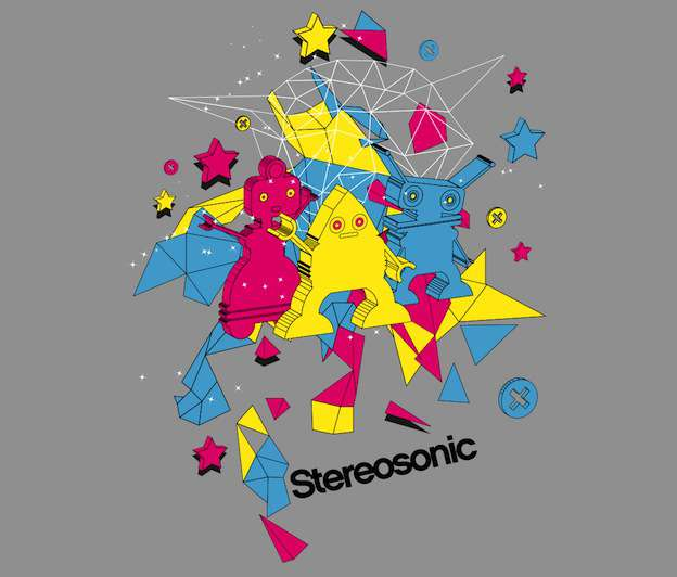 Stereosonic T-shirt Design Contest 4