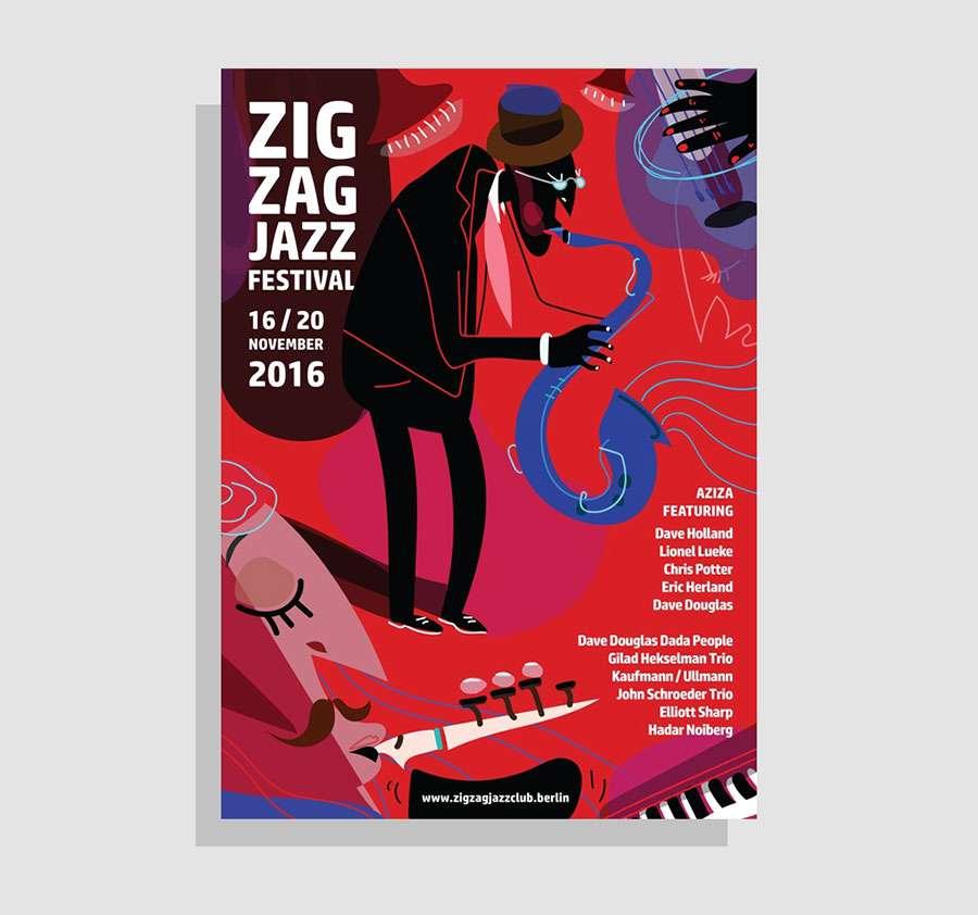 zig zag jazz fest top 9