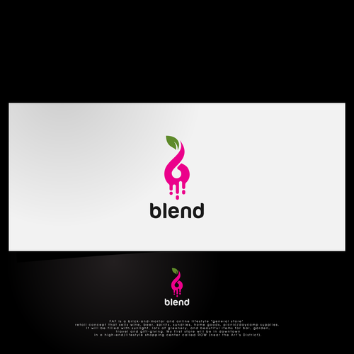 Runner-up design by DROPidea™