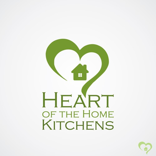 Design A Sophisticated Logo For Heart Of The Home Kitchens