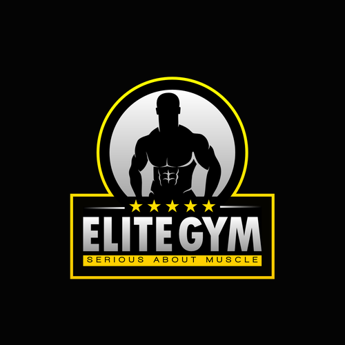 Create a dynamic and exciting logo for Elite Gym   Logo
