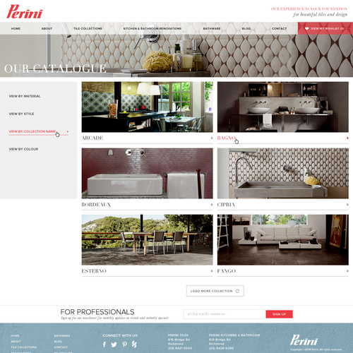 Runner-up design by KR Designs