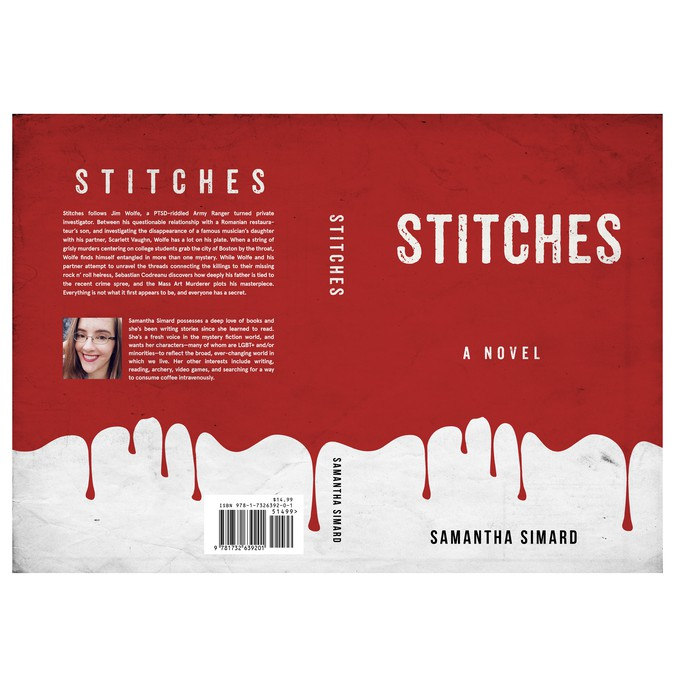 Design A Gritty Mystery Book Cover Buchcover Wettbewerb