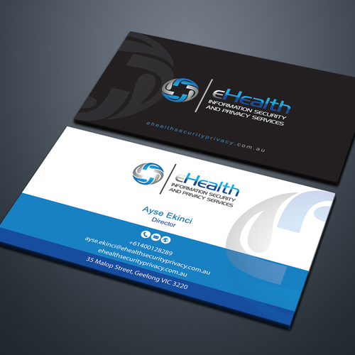 Professional business carduble sided business card contest runner up design by sfdesign reheart Choice Image