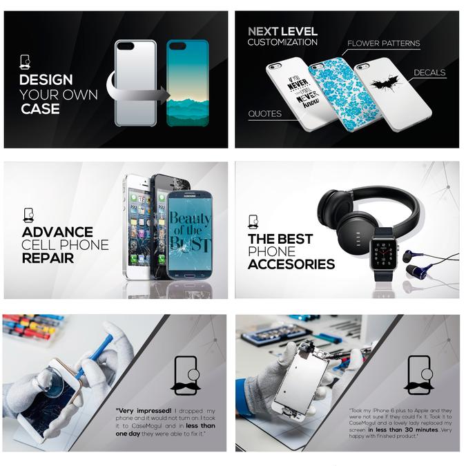 Diseño ganador de David & Graphics