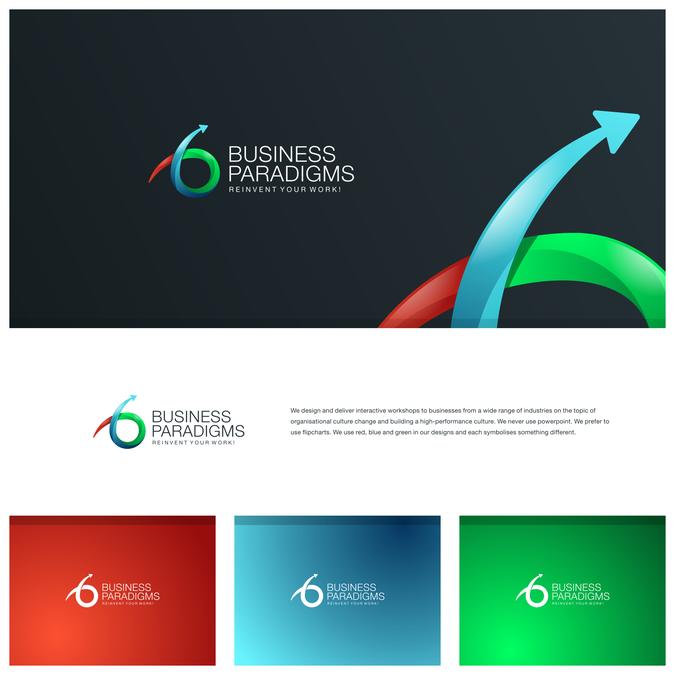 Create innovative logo for Business Paradigms! | Logo design