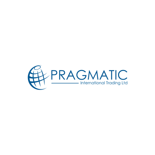 Professional logo for international trading company for International design company