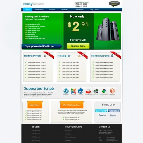 Runner-up design by Bit2Byte