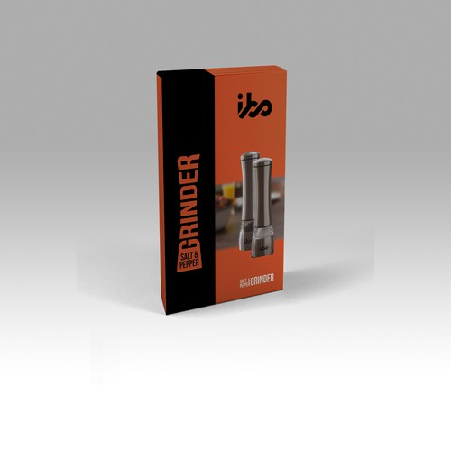 Kitchen Product Design: IBO Home And Kitchen Product Packaging Design