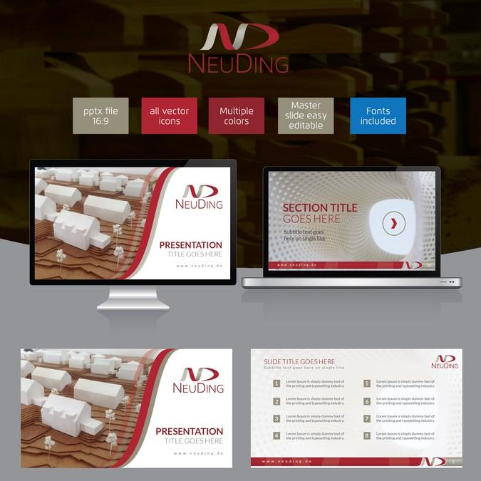 Design vencedor por Achiver (d design)