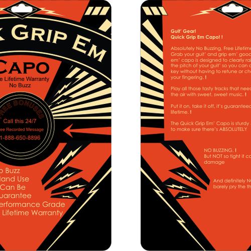 Diseño finalista de kingCap