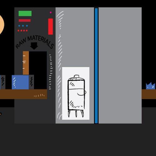 Diseño finalista de lindalogo
