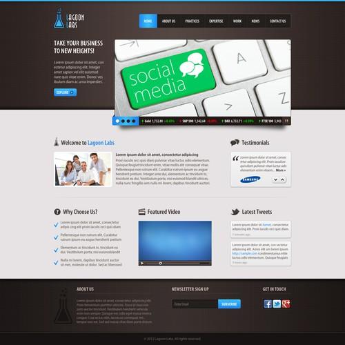 Diseño finalista de Awesome Designs