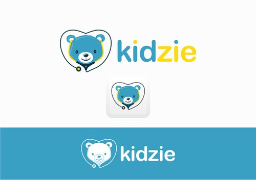 Kids Health Logo Runner-up Design by