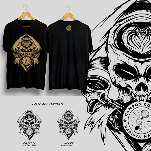 Diseño finalista de Dimas Hendrawan