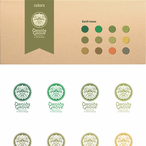 Runner-up design by Vanda's vision