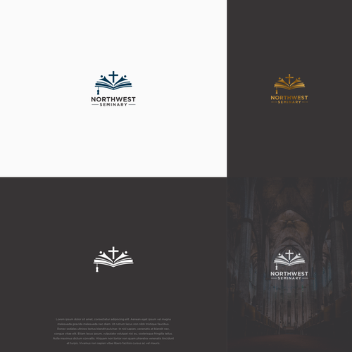 Runner-up design by congdei