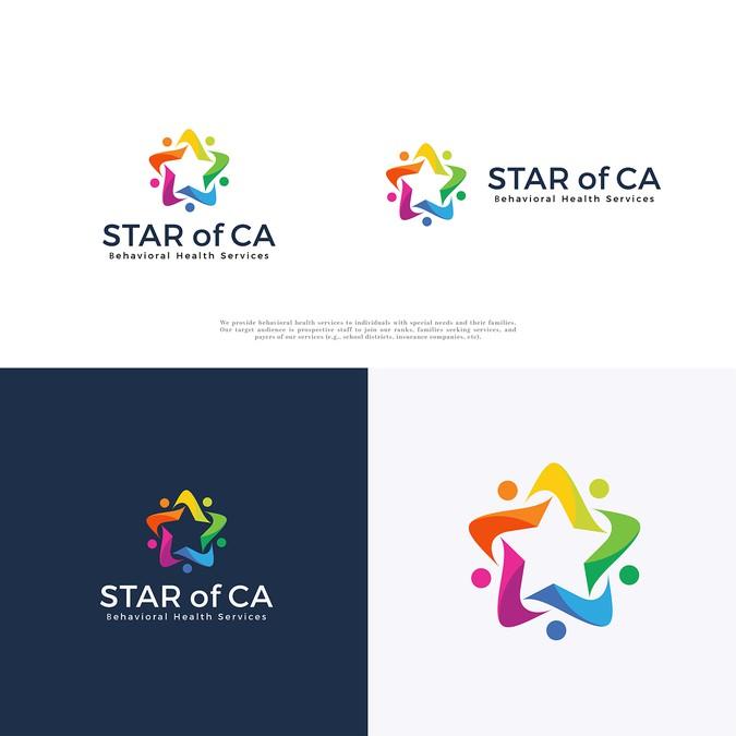 Design vencedor por logorain.design™