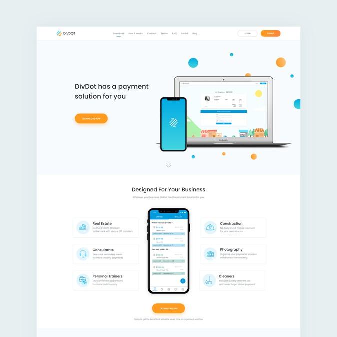 Winning design by creativo-guru