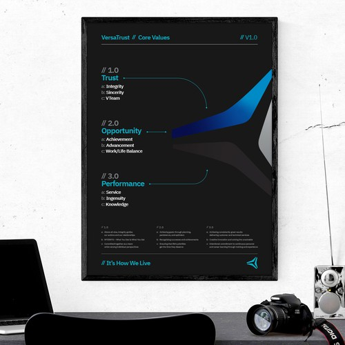 Runner-up design by wilkmn