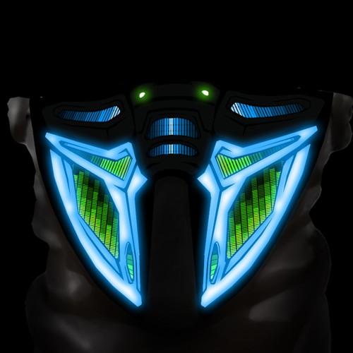 Diseño finalista de Udank Reborn