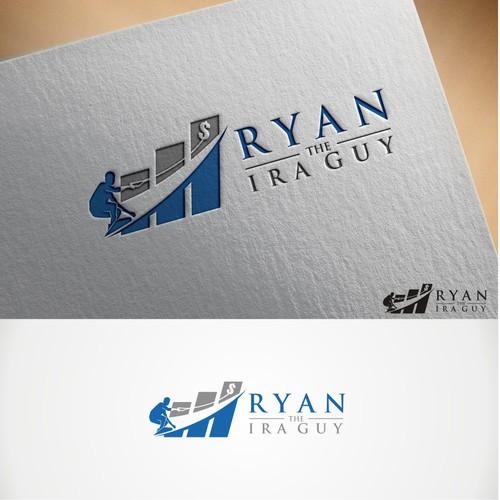 Ryan The Ira Guy Create His New Logo Logo Design Contest 99designs