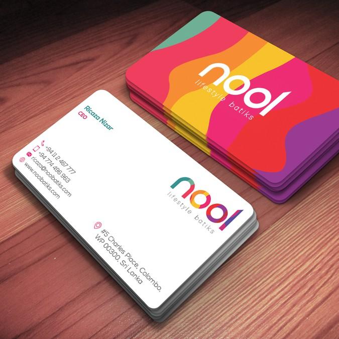 Design gagnant de design Abc