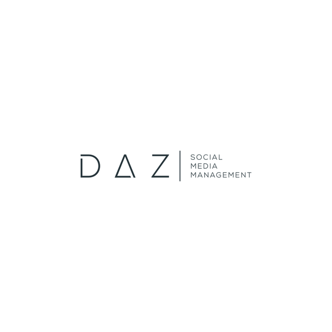 Social Media Agency Logo & Website Design | Logo & hosted website
